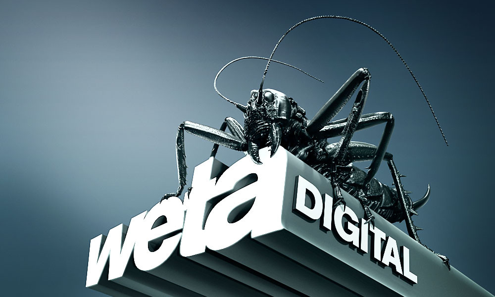 Weta Digital in Wellington, New Zealand.