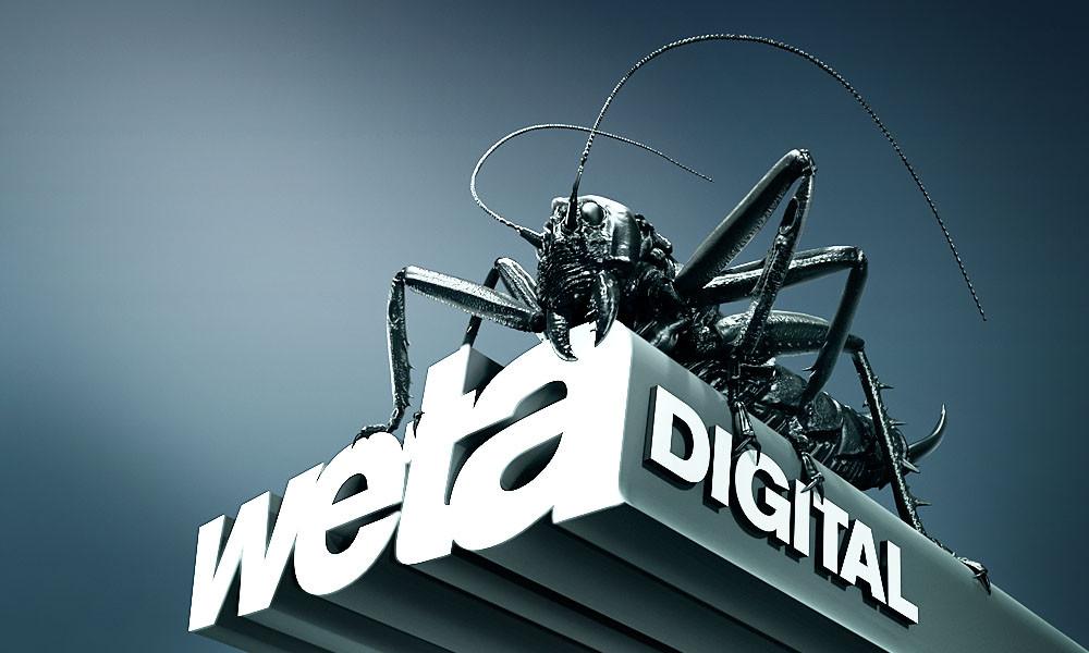 Weta Digital in Wellington, New Zealand.