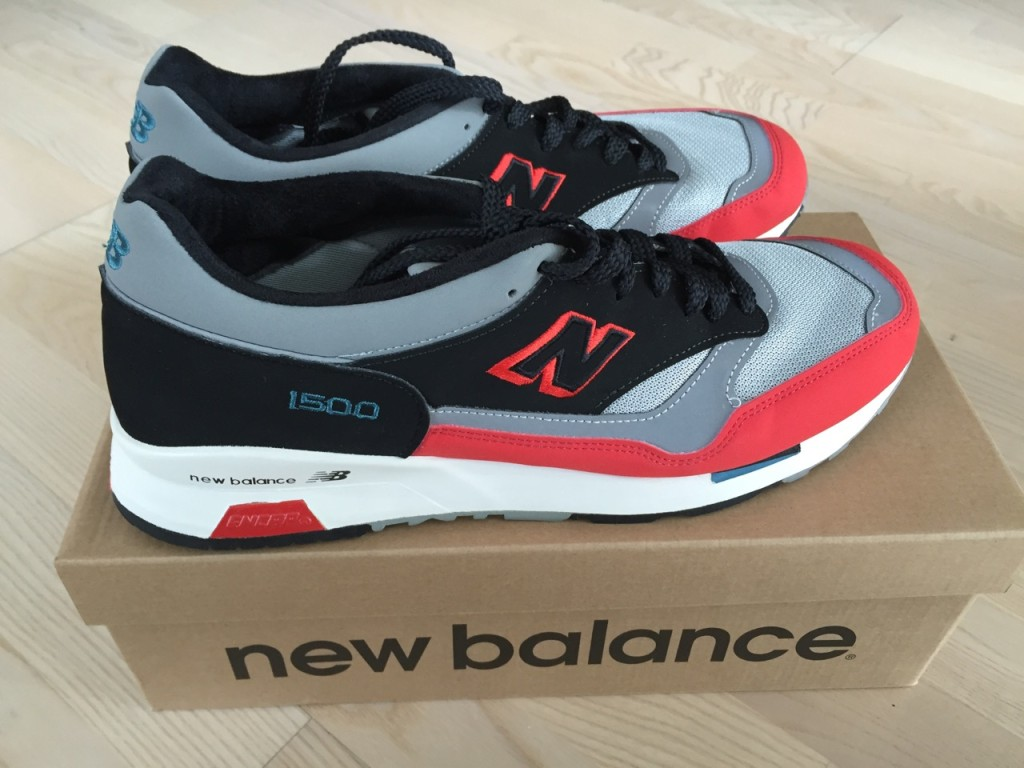 New Balance 1500RBB. Sz 11.5. VNDS with OG all (made in the UK)
